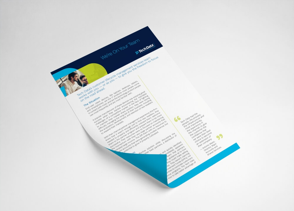 TD-Customer-Lifecycle-Management-Service-Case Study