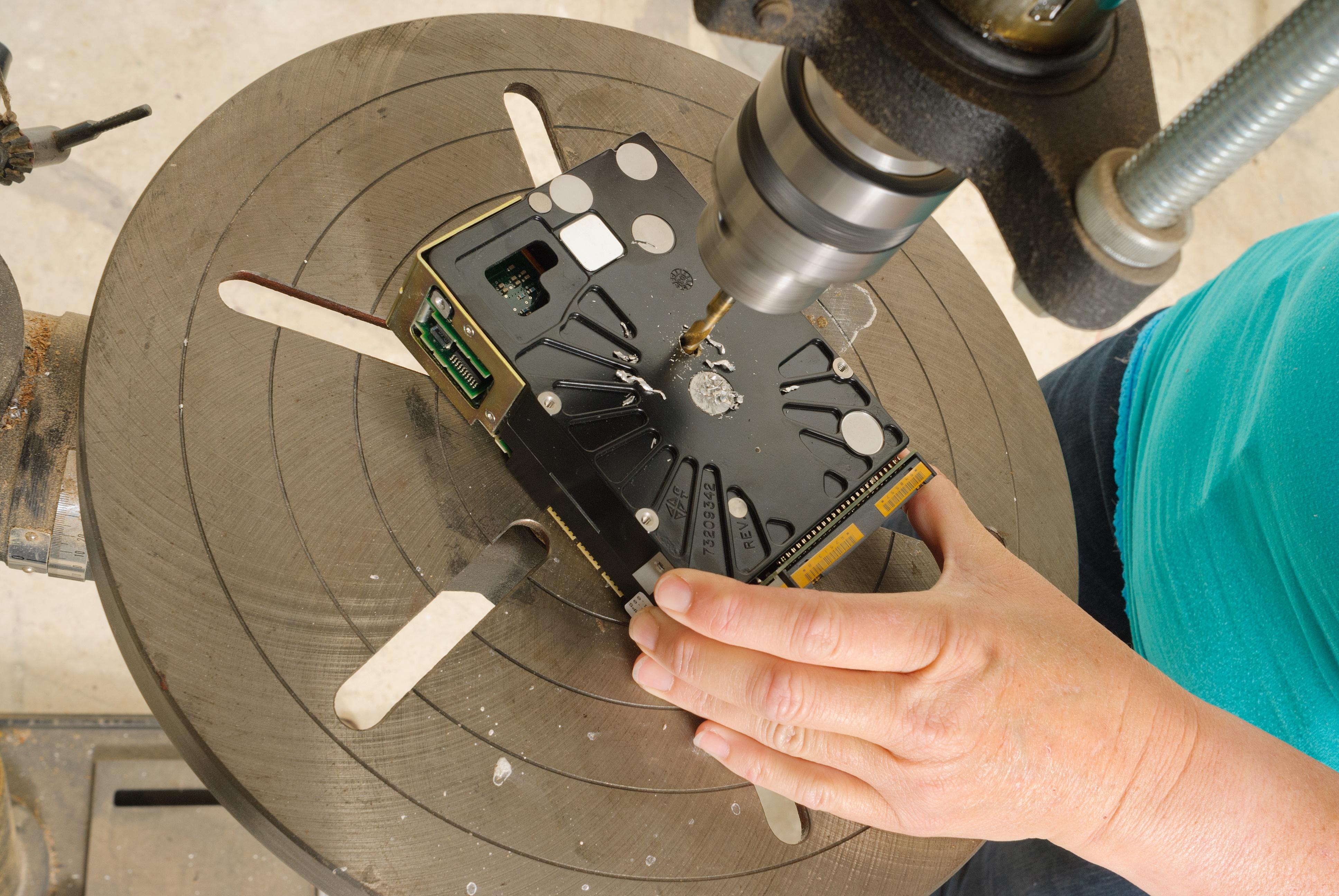 Repairing defected product.