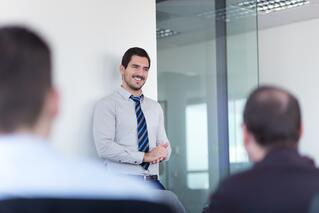 Enabling solution providers with training.