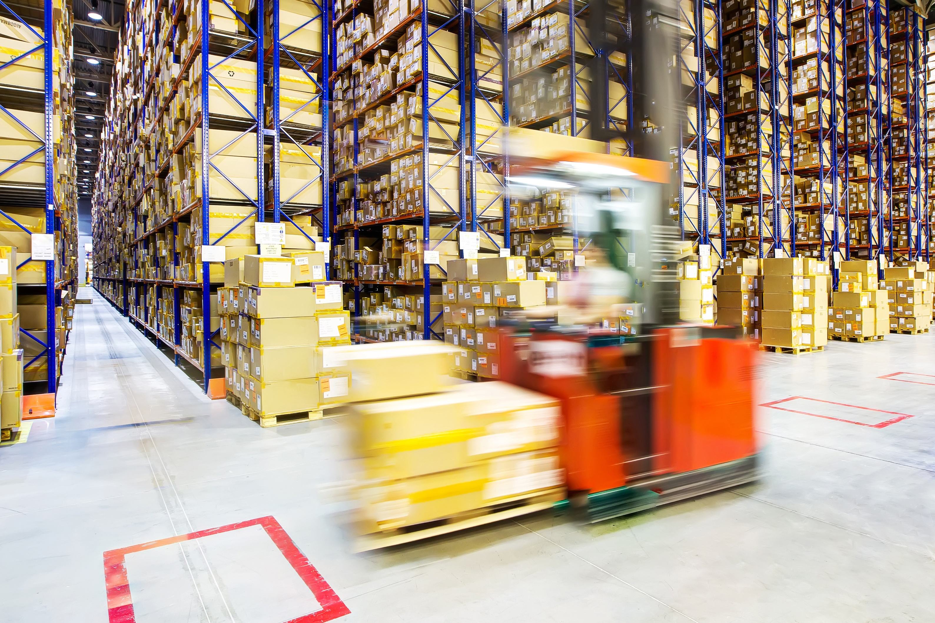 supply chain and 3PL logisitics